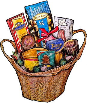 Basket Auction - Family Promise of Gloucester County